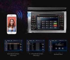 Autoradio-Mercedes-Android-Gps-Dvd-Bluetooth-Xtrons-Manos-Libres