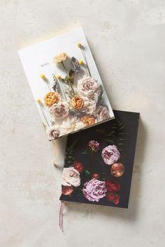 Captured Flora Journal