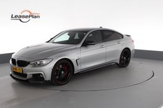 BMW 4 Serie Gran Coupé 420d High Executive M-Performance Pack , Automaat, Leder, Navigatie, Xenon Occasion | LeasePlan Occasions