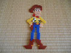 Woody - Toy Story perler beads
