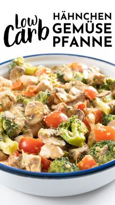 High Protein Low Carb, Low Carb Keto, Low Carb Recipes, Vegetarian Recipes, Healthy Recipes, Health Lunches, Low Carbohydrate Diet, Eat Smart, Clean Eating Recipes