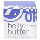 Zoe Organics Belly Butter - 2 oz