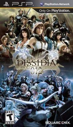 Dissidia 012 [duodecim] Final Fantasy - Sony PSP Square Enix http://www.amazon.com/dp/B002I0GXWO/ref=cm_sw_r_pi_dp_sNhbxb03T9V4H