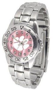 Clemson Tigers NCAA Womens Pearl Sports Watch SunTime. $72.95