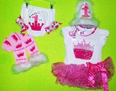 Pink Princess Party Girl