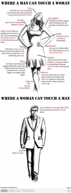 touching rules