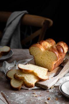Brioche Recipe, Brioche Bread, Sweet Breakfast, Breakfast Dessert, Food Styling, French Donuts, Bread Shaping, Sweet Dough, Bakery Recipes