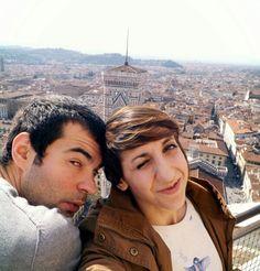 Magnifica vista dalla Cupola del Brunelleschi