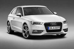 Audi A3...because I love hot hatchbacks