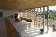 House in Weligama, Sri Lanka | by Shigeru Ban