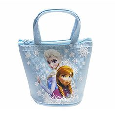 Dress-Up Toy Purses - Officially Licensed Disney Frozen Mini Handbag Style Coin Purse  Elsa and Anna ** More info could be found at the image url.