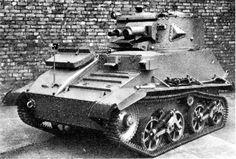 British Light Tank Mk VIB