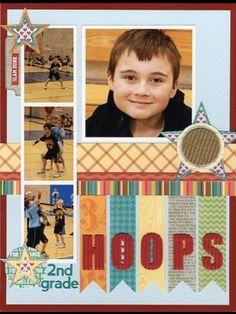 Basketball page