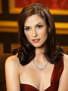Chyler Leigh- Little Grey from Grey's Anatomy