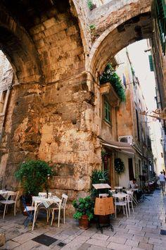 Split, Croatia | IG, pinterest // @lxrps