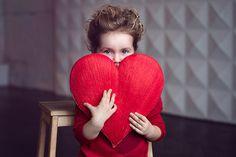 by Aleksandra Loginova Russian Baby, Happy Valentines Day, Fashion Photo, Beautiful, Hearts, Photos, Pictures