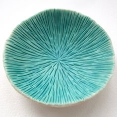 c-urchin by Lisa Stevens organic ceramics inspired by the ocean Ceramics Projects, Clay Projects, Clay Crafts, Ceramic Clay, Ceramic Plates, Porcelain Ceramics, Pottery Bowls, Ceramic Pottery, Ceramic Texture
