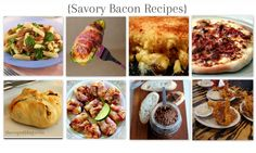 Bacon Party  Savory  Recipes Too Much Time On My Hands