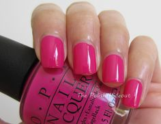 OPI Girls Love Ponies - Mustang Collection