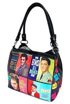 Elvis Presley Medium Purse, Collage, NEW 2015 Elvis Presley http://www.amazon.com/dp/B00U8JKG4S/ref=cm_sw_r_pi_dp_h9nXvb0QGQ3YD