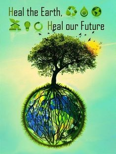 Stop polluting our planet! Nurture it, protect it, before it is too LATE!