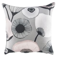 """Minna Niskakangas designed a trendy pattern with her mellow and engaging touch. The name """"Pastelli"""" refers to the drawing technique and the sweet shapes and colours boosted with black details. Cover Size, Drawing Techniques, Sweet Home, Cushions, Colours, Cold, Throw Pillows, Shapes, Drawings"""