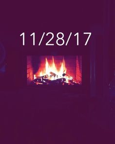 christmas music feeds the soul . . . [ #christmas #music #pandora #fireplace #fire #crackle #relax #holidays #november #december #fall #winter #seasons #cold #weather #sweaterweather #hotchocolate #polarexpress #movies #soothing #family #friends #peace #snow #coffee #midwest #illinois #chicago ]