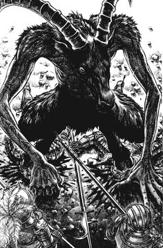shi-no-monogatari:    - Berserk || ★ || read