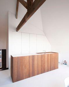 House G-S in Gent, Belgium, by GRAUX & BAEYENS architecten