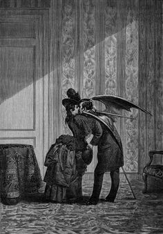 The Vampire's Kiss, Max Ernst