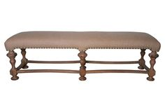 Barnaby Bench in January 23 - 2013 from One Kings Lane on shop.CatalogSpree.com, my personal digital mall.