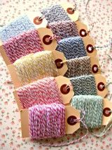 Exciting twine in 11 Colours!