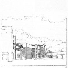 1981. Stazione marittima di Piombino