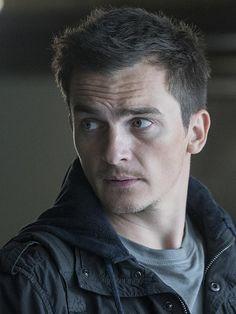 Quinn played by Rupert Friend, Homeland S5
