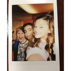 Nicky, Ricky, Dicky & Dawn co-stars Casey Simpson, Aidan Gallagher, and Lizzy Greene snapped a cute Polaroid selfie together ahead of their show returning for new episodes on Nick! We love their cute poses.