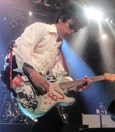 Billie Joe April 16, 2015 Cleveland, Ohio, Rock and Roll Hall of Fame