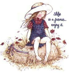 Life is a picnic...enjoy it