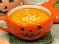 Delicious Pumpkin Soup! good any time of the year and easy to make!!