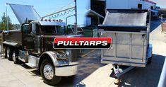 Pulltarps Mfg (@Pulltarps) | Twitter Innovative Companies, Dump Trucks, Sale Promotion, Twitter, Dump Trailers, Garbage Truck