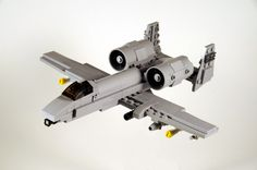A-10 Thunderbolt II by JustOneMoreBrick http://flic.kr/p/ofUTqc