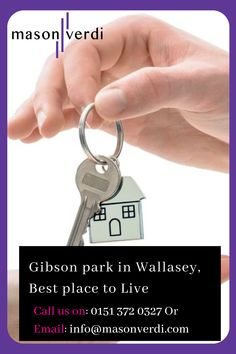 #gibsonpark #wirral #northwest #gibsonhouse #propertiesforsale #wallaseyproperties #wallasey #investmentproperties #housing #realsestate #liverpoolproperty   Want to change your home in Wallasey? Mason Verdi present : The Gibson Park : Best place to live in Wallasey. Call us on 01513720327 Best Places To Live, Estate Agents, Liverpool, Real Estate, Change, Personalized Items, Park, House, Home
