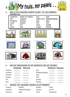 #ClippedOnIssuu from SkerpmakerB3 1st Grade Math Worksheets, Preschool Worksheets, Classroom Activities, Afrikaans Language, Learn Dutch, Sunday School Teacher, Teachers Aide, Teaching Techniques, Teaching Aids