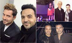 David Bisbal, Juanes, Luis Fonsi... juntos para homenajear a Juan Gabriel seis meses después de su muerte