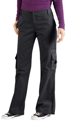 dcb5c0ece6e Dickies Women s Plus Size Relaxed Cargo Pants Plus Size Cargo Pants
