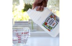 Check out this round-up of my TOP 50 favorite ways to use vinegar in one handy reference!