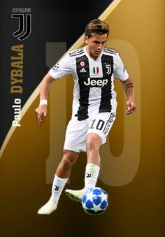 Paulo Dybala of Juventus in Lionel Messi Wallpapers, Cristino Ronaldo, Soccer Cards, Juventus Fc, Fc Barcelona, Football Players, Old Women, Fifa, Jeep