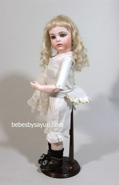 Used to design antique doll dresses and accessories. Undies. 4-052