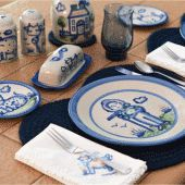 Hadley Pottery - Country Pattern Pieces