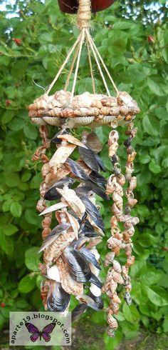 dzwonek z muszli