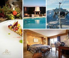 Vivez un séjour enneigé au RoyAlp en ce début d'année! Spa, Le Havre, Alps, Winter
